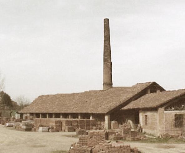 antiche fornaci mattoni terrecotte argilla