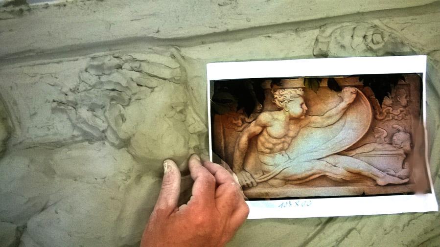 copia n terra creta rilievo greco