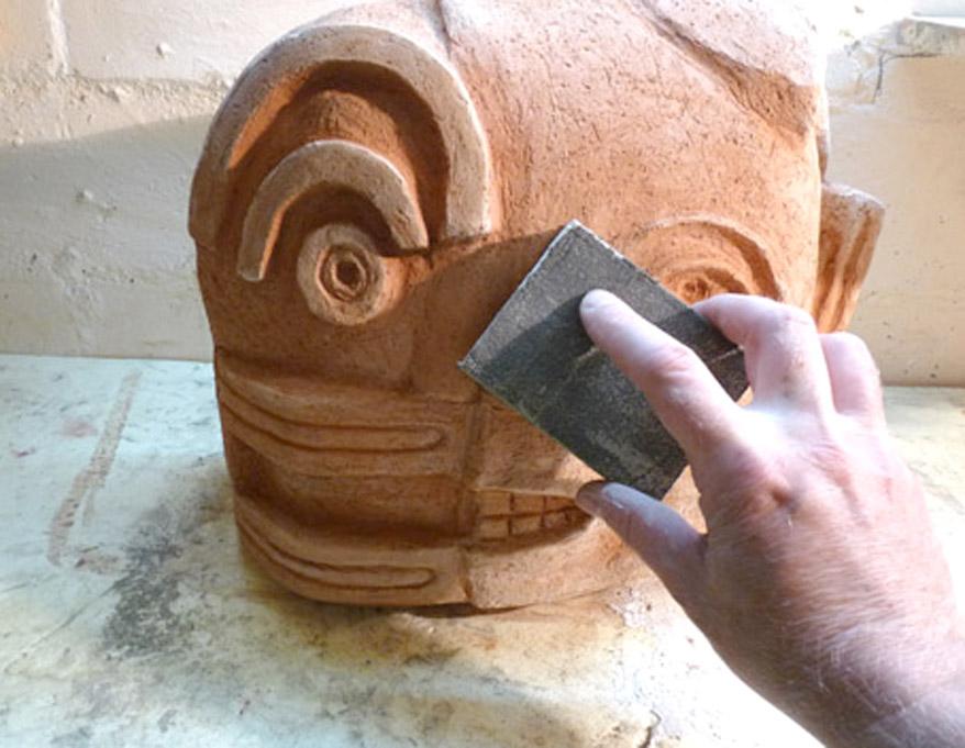 sculture maya atzeche