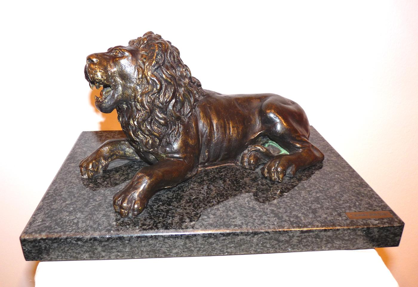 leone bronzo 2